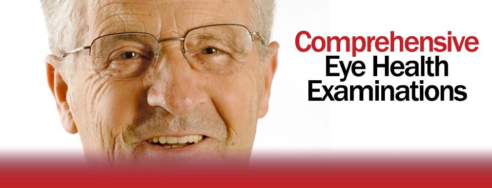 Comprehensive Eye Health Examinations